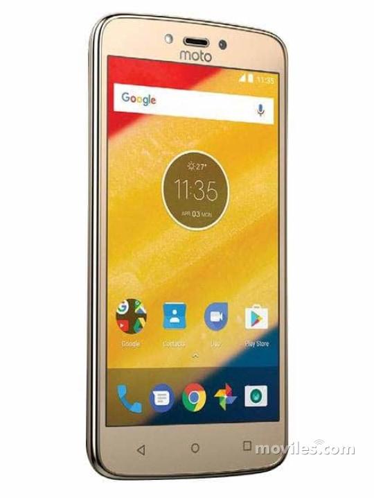 Comparer Motorola Moto C Plus