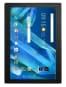 Fotografía Varias vistas del Tablet Motorola Moto Tab Noir. En la pantalla se muestra Varias vistas