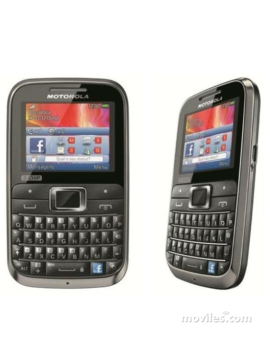Fotografia Motokey 3-Chip EX117
